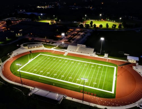 Adel-DeSoto-Minburn High School Stadium