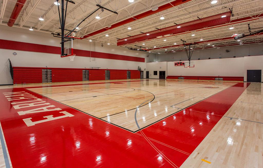 Earlham Csd Gymnasium Addition